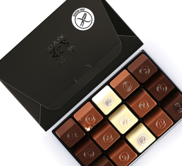 Gourmet gluten free french chocolate