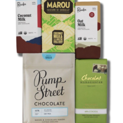 vegan milk chocolate bundle gift