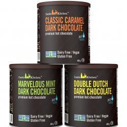 vegan gluten free hot chocolate variety pack