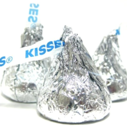 hersheys kisses one pound gluten free