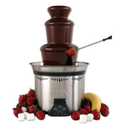 home chocolate fountain gluten free chocolate sephra