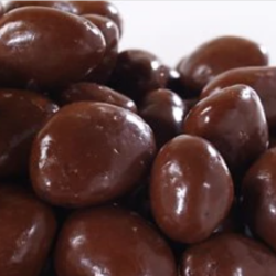 organic milk chocolate covered raisins gluten free